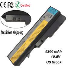 5200mAh Battery for Lenovo IdeaPad G570 G560 G470 G460 V570 V470 V360 Z480 B570