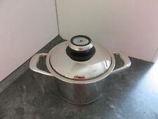 AMC Premium SystemTopf mit Deckel, 3 l, 20 cm auch für Induction