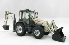 NZG 867 TEREX TLB 840 Back Hoe Loader Construction Diecast  - Scale 1:50