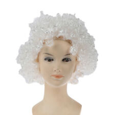 Fans Wig Full Curls Cosplay Party Fancy Wigs Halloween Christmas Hat Decor ZB