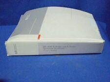 HP 8590 E-SERIES & L-SERIES SPEC ANALYZERS USER'S GUIDE