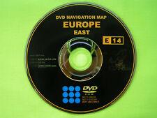 DVD NAVIGATION TNS 600 700 OSTEUROPA ALPEN 2012 TOYOTA AURIS RAV 4 LEXUS GS 430