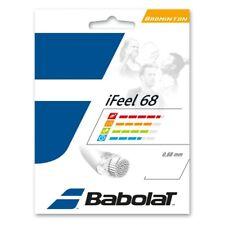 CORDAGE BABOLAT IFeel 68  blanc - 50 %