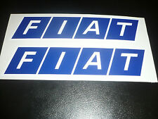 Fiat Stickers - 180mm
