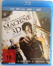 "Machine 3D (3D Blu-Ray, 2011) ""REGION B"" with Michael Madsen"