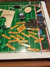 Tudor Electric Football Game Giants vs Bears Vintage Black Shoes NFL