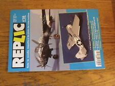 $$$ Revue Replic N°38 Northrop P-61 A Black WidowFM-2 WildcatJu 188 E-1