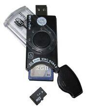 Dynamode USB-CR-31 USB Mobile SIM and Memory Card Reader