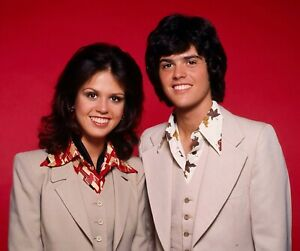 DONNY AND MARIE OSMOND - PHOTO #E-114