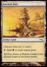 1x ANCIENT DEN - Rare - Mirrodin - MTG  - NM - Magic the Gathering