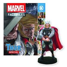 Marvel Comics ~ Fact Files Special #1 ~ THOR ~ Statue w/ Magazine 2014