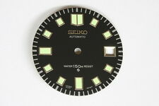 Seiko 6105-8009T luminous suwa divers dial