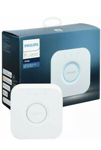 Philips Hue Bridge Hub v2 Wireless Lighting Controller EU NEW in box
