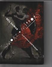 Neil Gaiman Smoke & Mirrors Signed Limited Edition 500 copies Dave McKean Oop