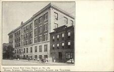 Brooklyn Eagle Postcard Series #185 c1905 Postcard TRAINING SCHOL FOR TEACHERS