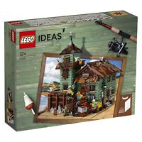 LEGO Ideas Old Fishing Store 2017 (21310) Sealed Brand New