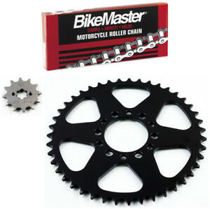 JT 520 Chain 12-43 T Sprocket Kit 71-9990 For Yamaha IT175 YZ100