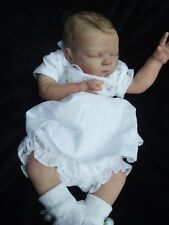lillbees custom made to order reborn baby girl from serah * sculpt a stoete*