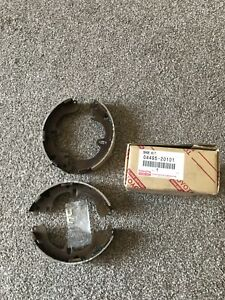 GENUINE TOYOTA CELICA ST162 1987-89 REAR BRAKE SHOE KIT - 04495-20101