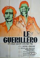 LE GUERILLERO - THE GUERILLA, OR HE WHO DID NOT BELIEVE - D'ORMESSON - MERCENARY