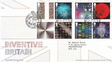 More details for first day cover gb 2015 inventive britain [tallents house] typed address uk