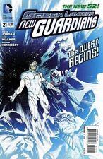 Green Lantern New Guardians #21 (NM)`13 Jordan/ Walker