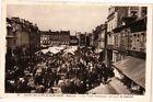 CPA Saint -Hilaire-du-Harcouet (Manche) - La Place Nationale un jour.. (209531)