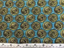 Benartex - Urban Oasis By Kitty Yoshida - P3374 - Lime Green Circles 100% Cotton