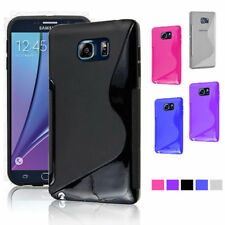 Silicone/Gel/Rubber Transparent Mobile Phone Fitted Cases/Skins for Samsung Galaxy S