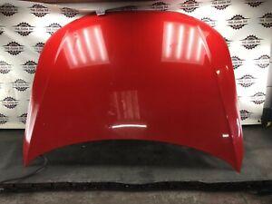 2009 AUDI A4 B8 AVANT S-LINE BONNET IN RED 8E0823029D