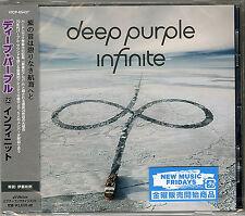 DEEP PURPLE-INFINITE-JAPAN CD F83