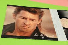 PETER MAFFAY LP KEIN ORIG GERMANY 1989 NM GATEFOLD COVER INNER