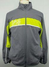 Authentic Nike Elite Full Zip Vented Jacket Size Adult Medium M