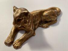 "Tiffany Studios New York Bronze ""Lioness"" Paperweight, Circa 1910"
