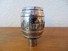 Schmidt brewing Co. beer barrel shapped tap knob TAPPER HANDLE
