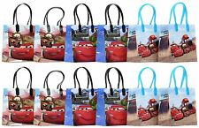 Disney Cars Mcqeen Birthday Party Favor Goodie Gift candy loot Bags(12 pcs)