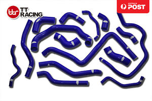 Volkswagen VW Golf MK6 R 2.0 Turbo Petrol Silicone Coolant Hoses Silicone