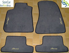 ALFA ROMEO BRERA alfombras de automóviles en terciopelo,Alfombrillas a medida+