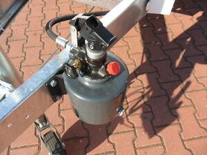 Hydraulische Handpumpe Handhydraulik Kipperpumpe Hydraulikpumpe