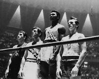 1960 USA Cassius Clay MUHAMMAD ALI Glossy 8x10 Photo Rome Olympics Gold Medal