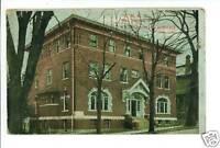 MT VERNON OH OHIO YMCA 1912  POSTCARD