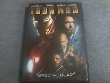 IRON MAN - DVD Robert Downey Jr / Made In USA