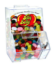 JELLY BELLY CANDY CONTAINER  - Mini Bean Bin desktop jelly bean dispenser