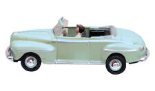 Just Plug Ho-Cool Convertibl W/Lighted Headlights & Taillights-Woodland Scenics