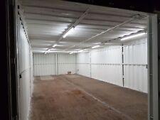 40x16 Shipping Container - Retail Shop - Anti Condensation Paint *inc VAT*