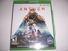 Original Box Case Xbox One XB1 - ANTHEM