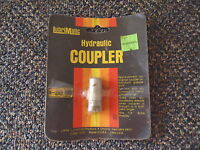 "Vintage "" NOS "" Lubrimatic Hydraulic Coupler "" NIP "" GREAT COLLECTABLE ITEM """