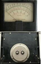 Marion Multi-Ranger tester test equipment vintage Ohms Decibels Steampunk