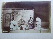 50 x 19th Century Japanese Photos in Album.  (Adolfo Farsari ?)