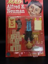 Mad Alfred E. Neuman Action Figure Dc Direct collectible